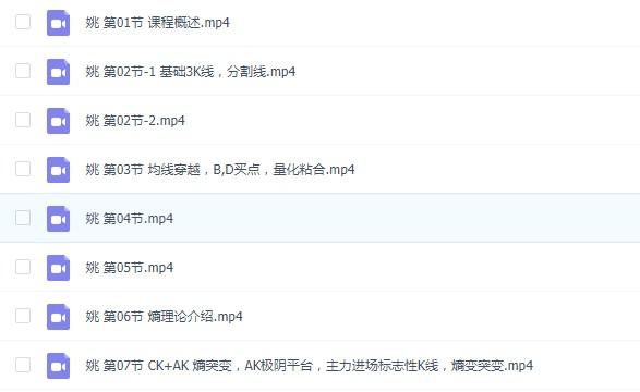 姚工2020年8月15-17日北京线下培训视频课程